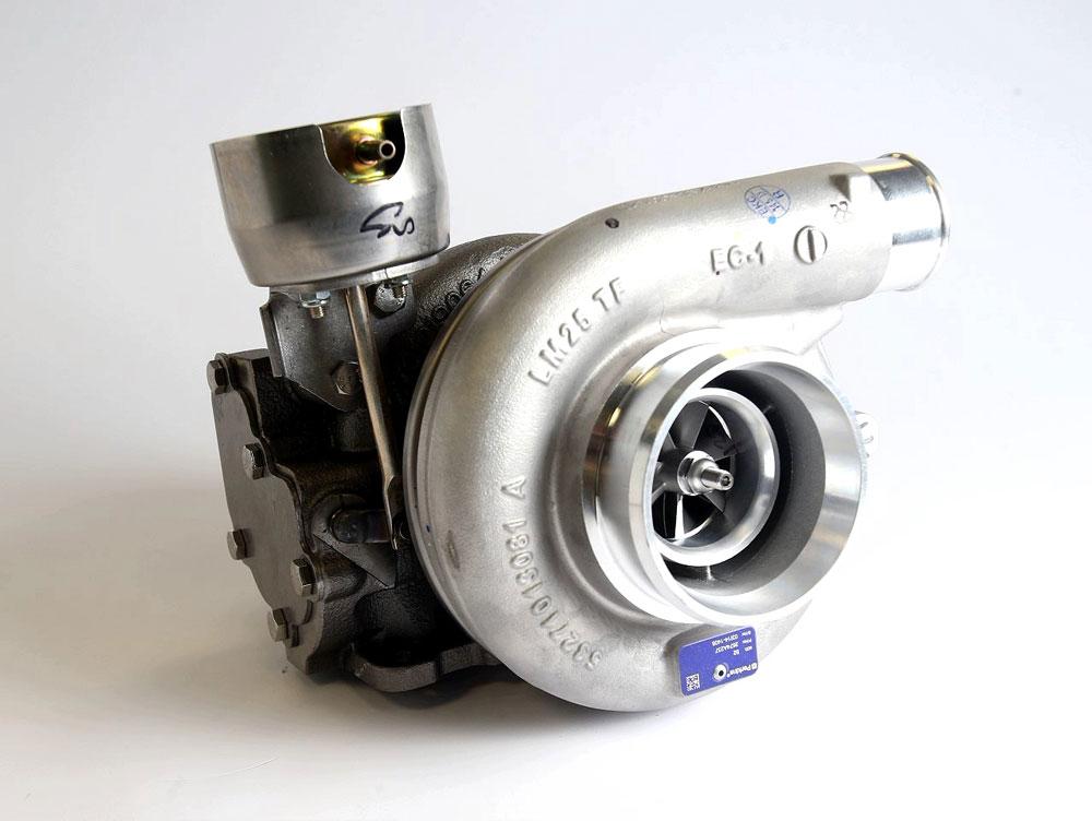 Turbina-avtomobil'naya
